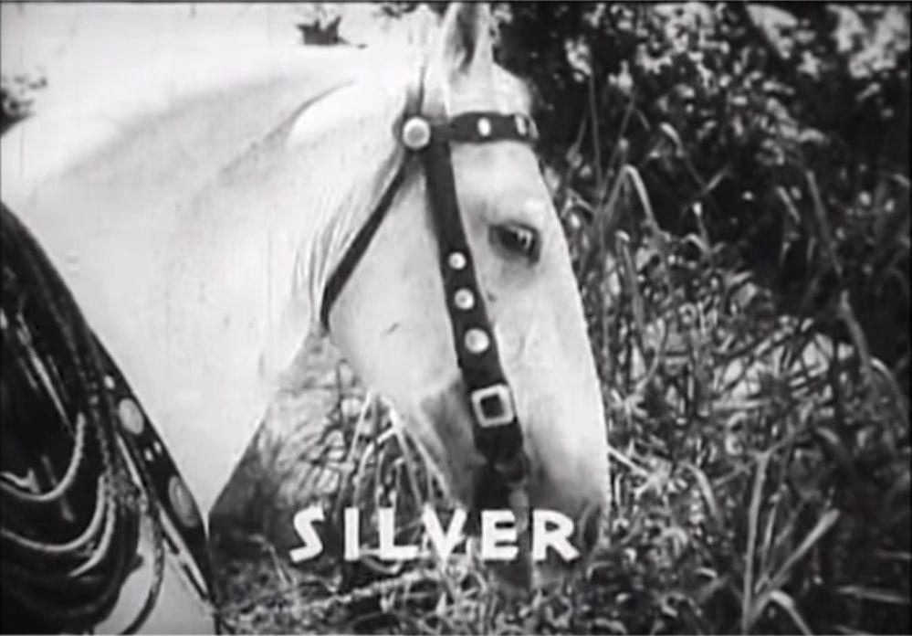 Buck Jones Silver