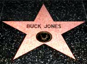 BUCK JONES star