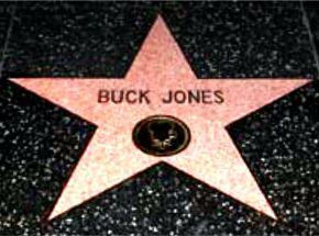 BUCK JONES star
