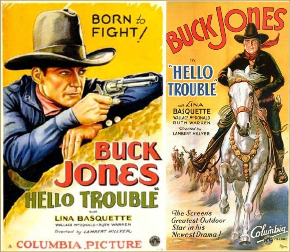 Hello Trouble 1932