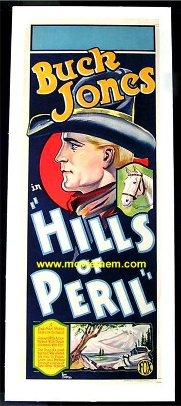 Hills of Peril (1927)