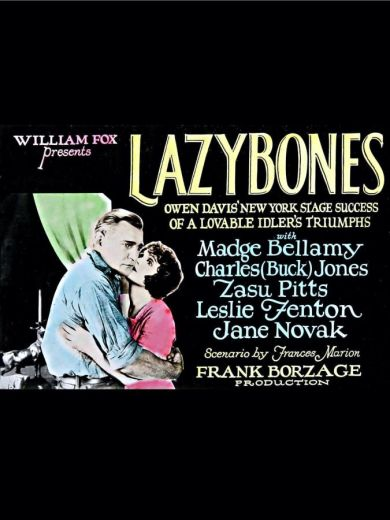 Lazybones (1925)