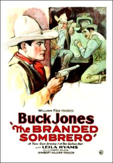 The Branded Sombrero (1928)