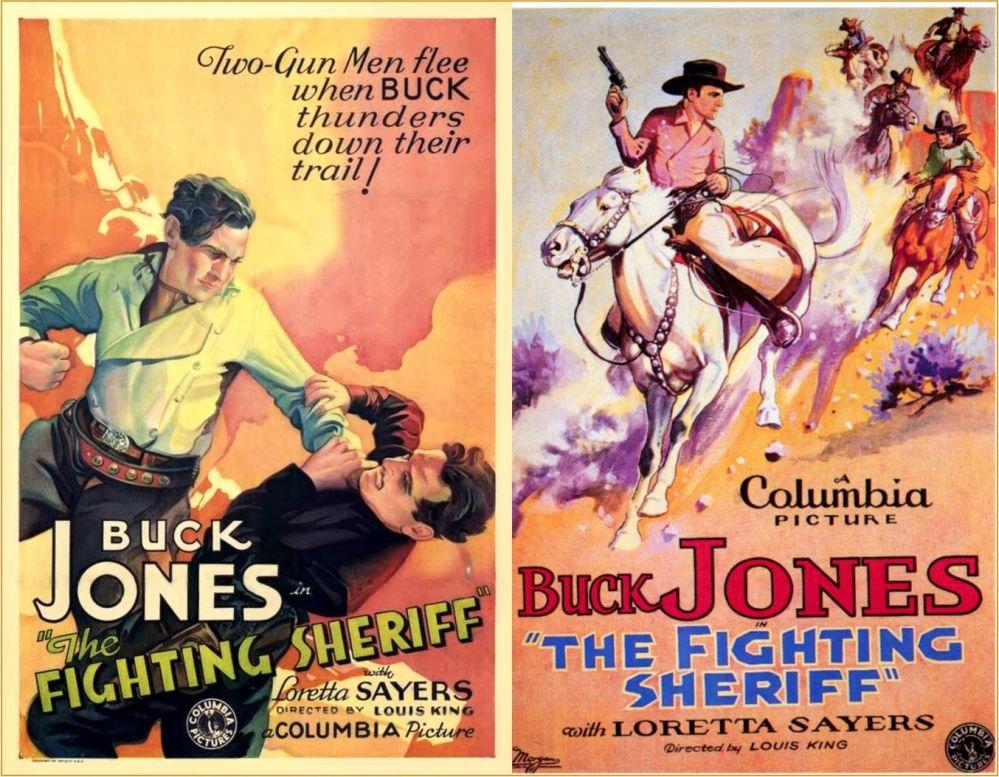 The Fighting Sheriff 1931