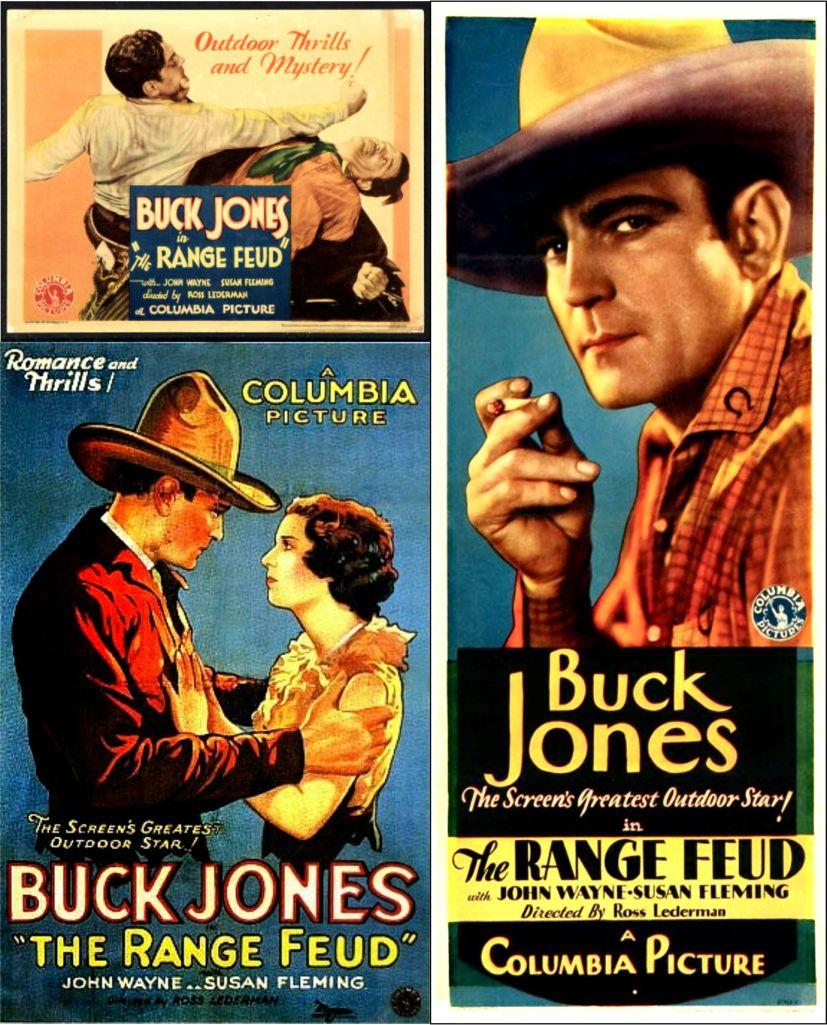 The Range Feud - Buck Jones 1931