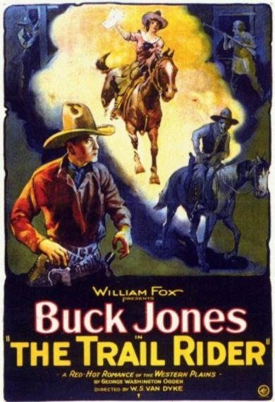 The Trail Rider (1925)