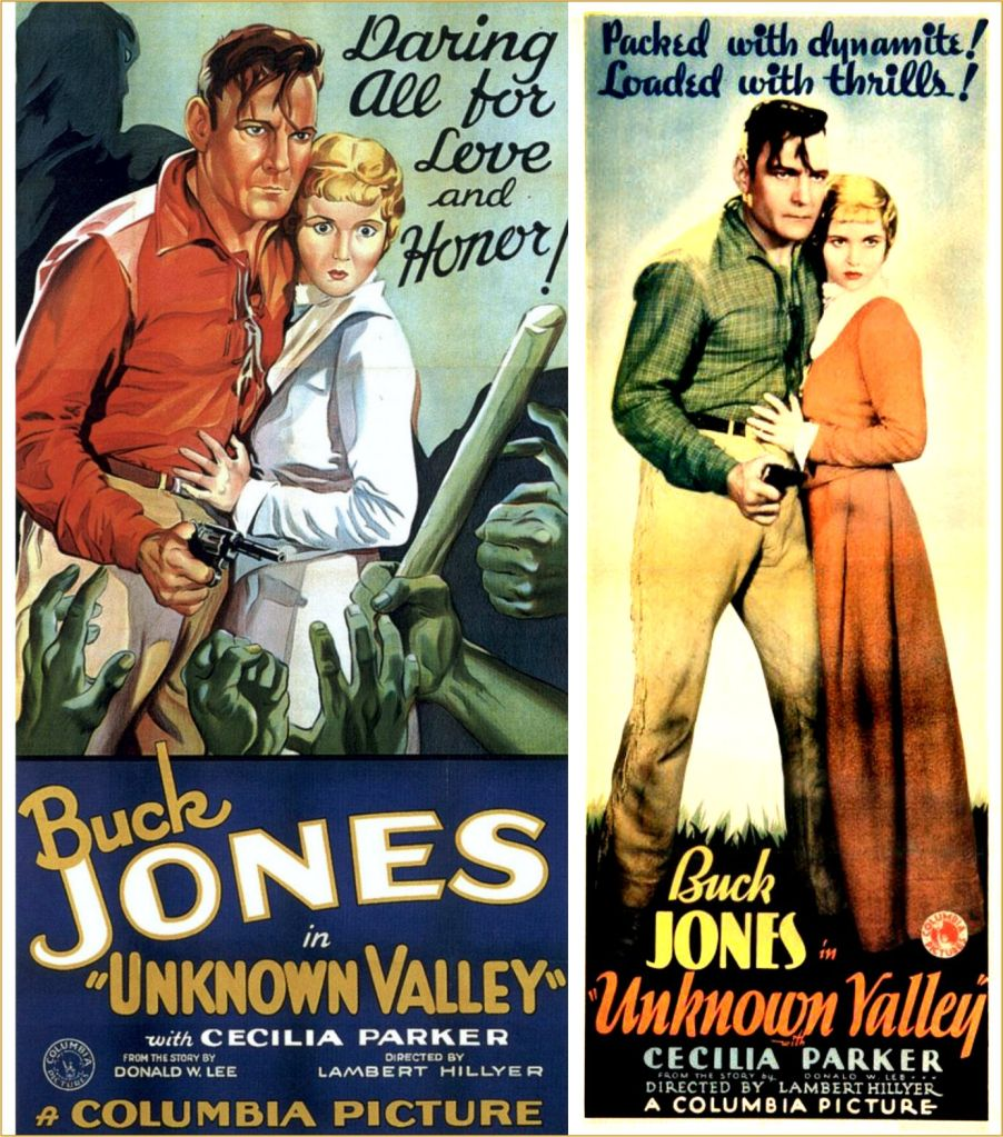 Unknown Valley 1933