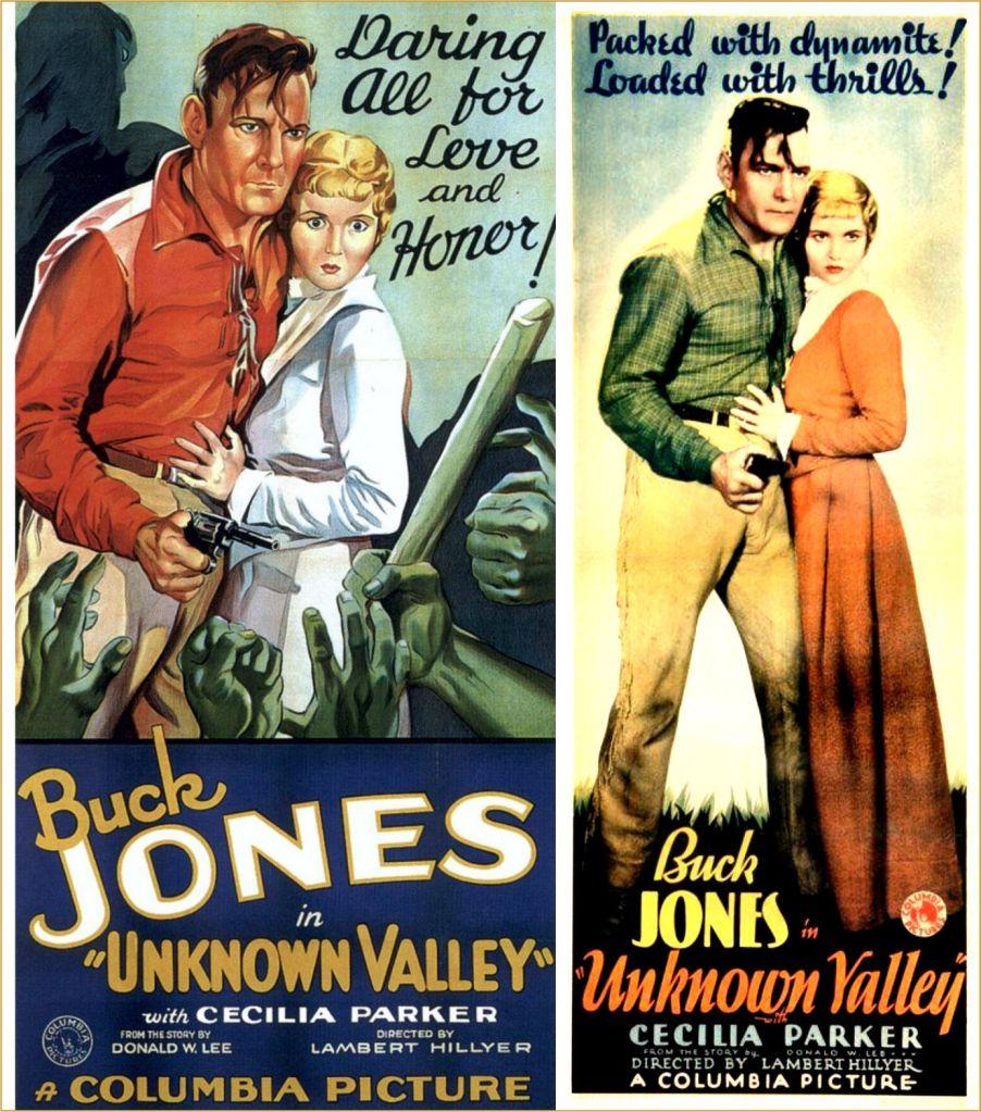 Unknown Valley 1933