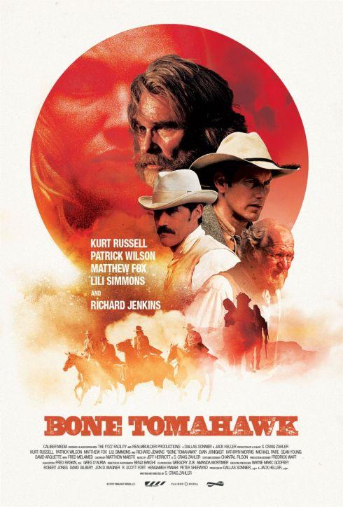 bone tomahawk poster 2