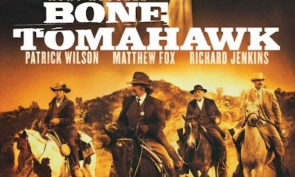 bone tomahawk poster 4