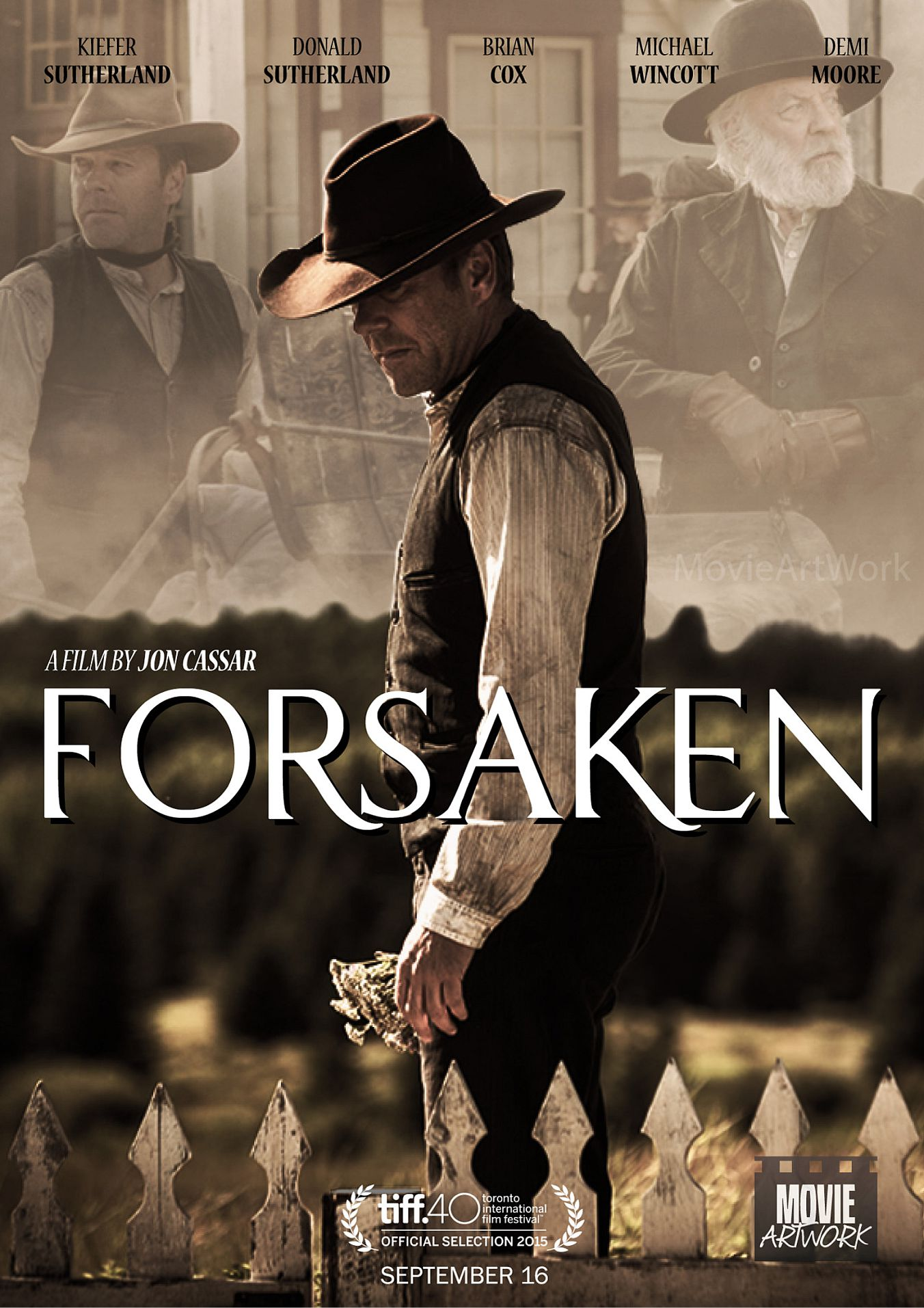 Forsaken *2015* [BDRip]  [Lektor PL] (ONLINE)