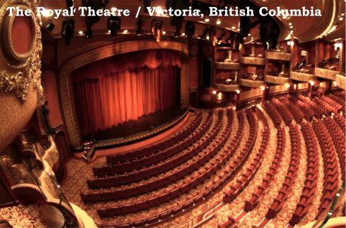 Royal Theatre - Victoria