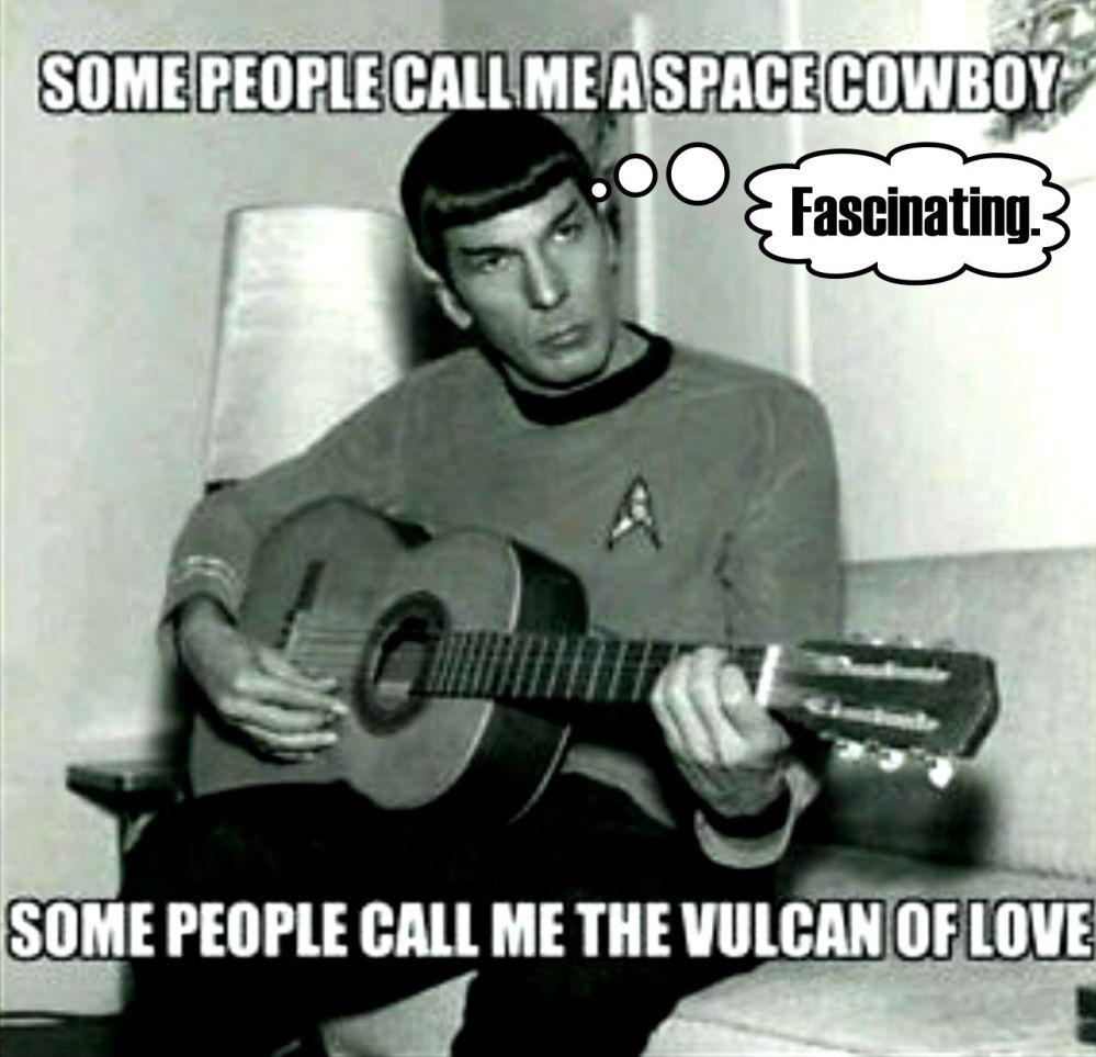 Spock Cowboy