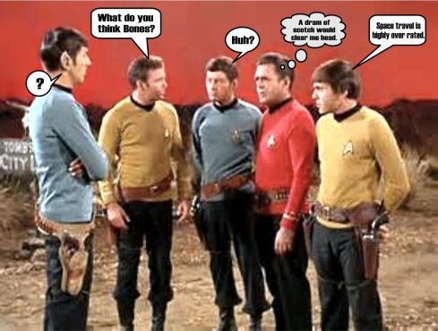 Star Trek cowboys 2