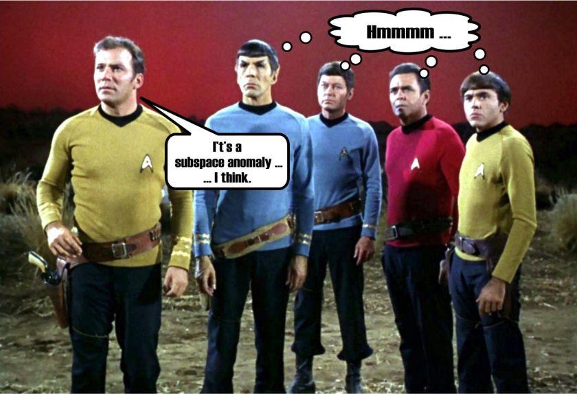Star Trek cowboys