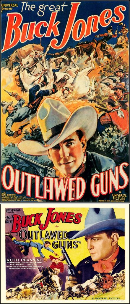Outlawed Guns 1935