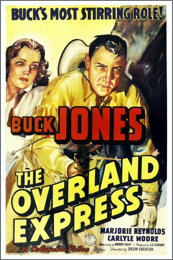 1938 Overland Express