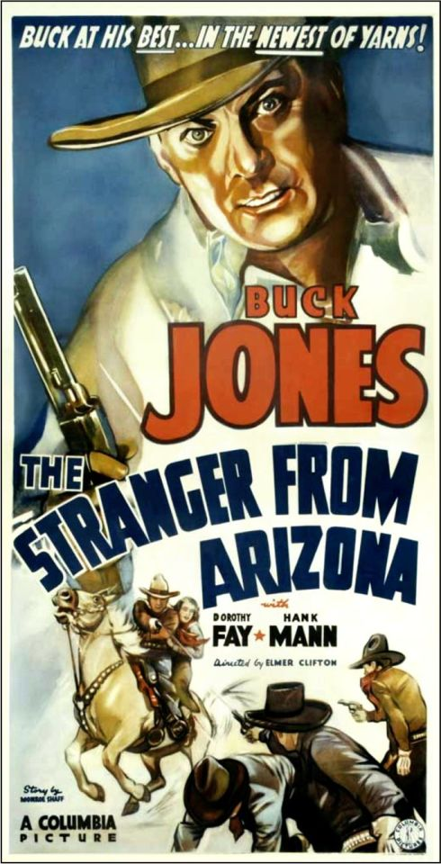 1938 - Stranger from Arizona