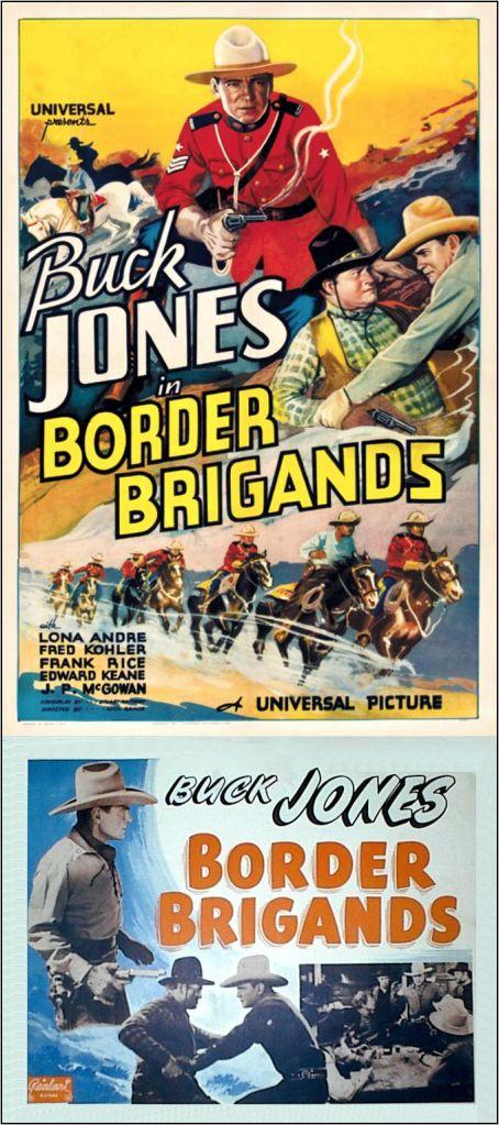 Border Brigands 1935