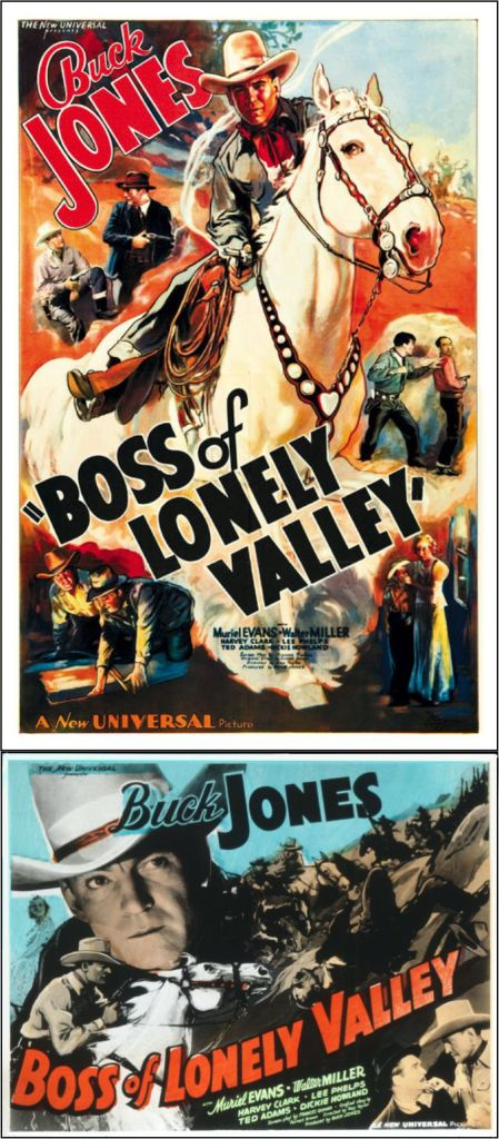 Boss of Lonely Valley 1937