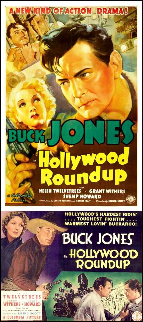 Hollywood Round Up 1937