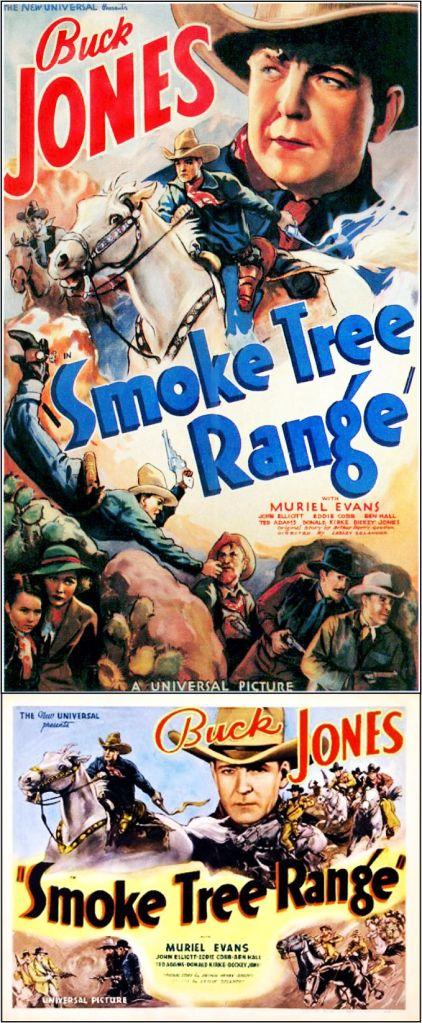 Smoke Tree Range 1937