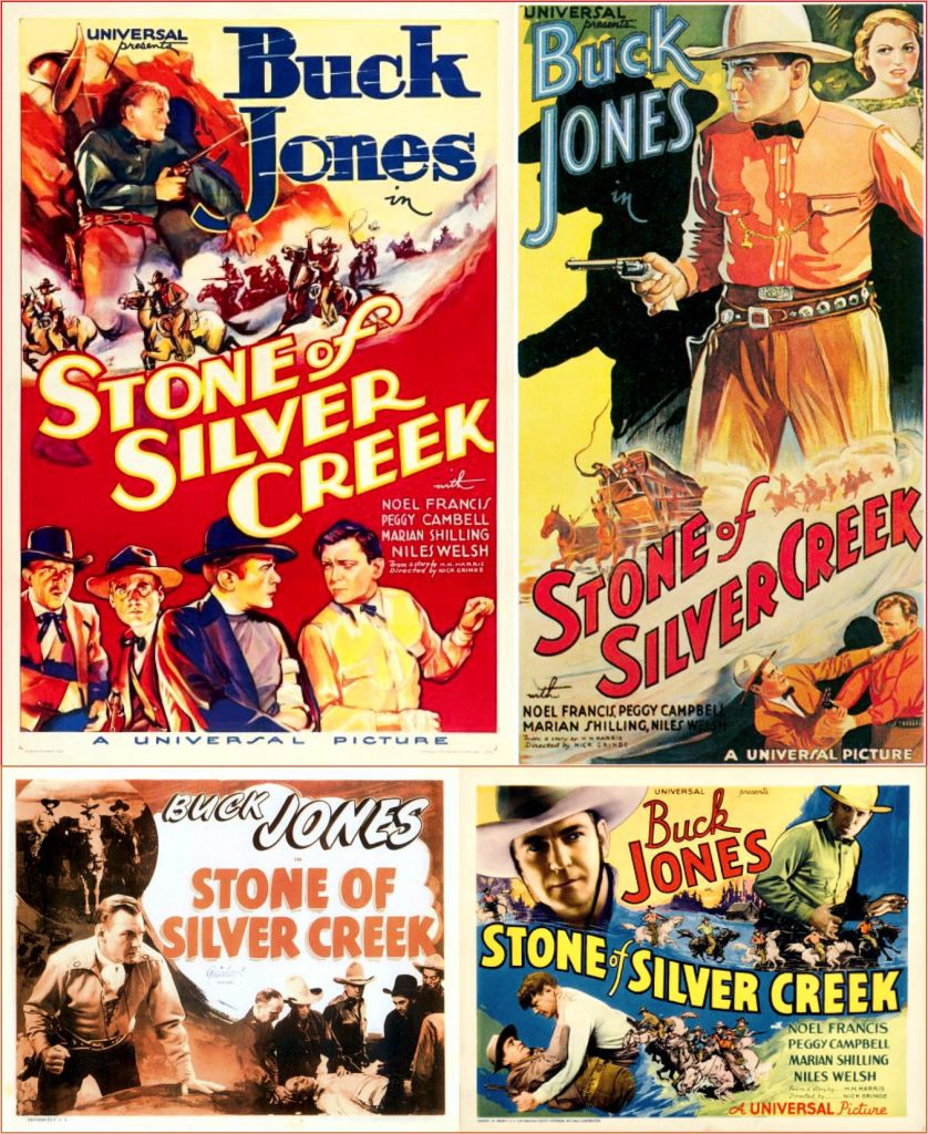 Stone of Silver Creek 1935