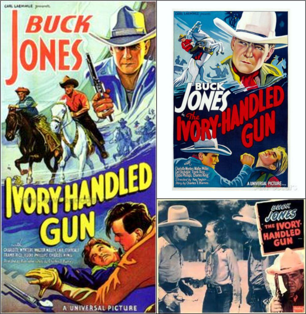 The Ivory Handled Gun 1935