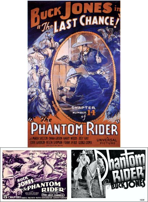 The Phantom Rider 1936