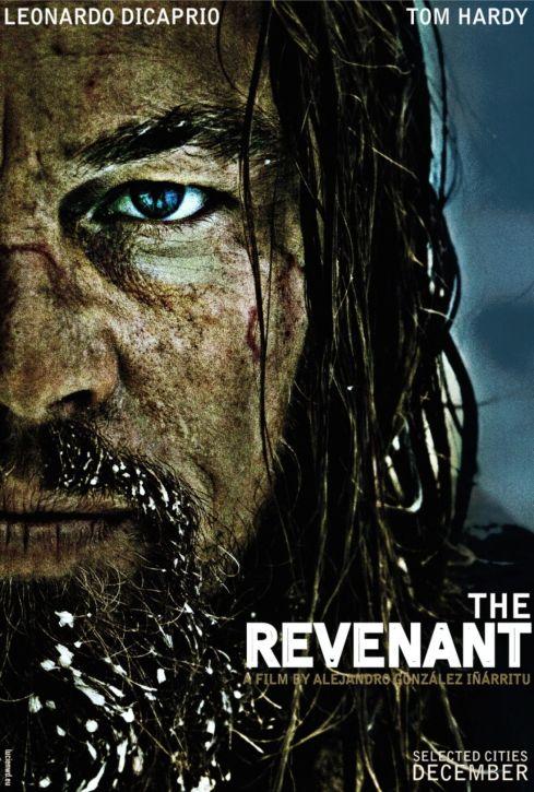 The Revenant poster 3