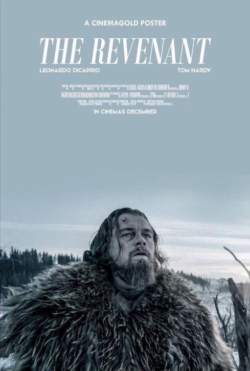 The Revenant poster 5