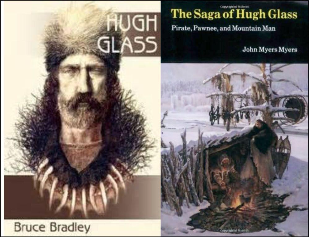 hugh glass books 1