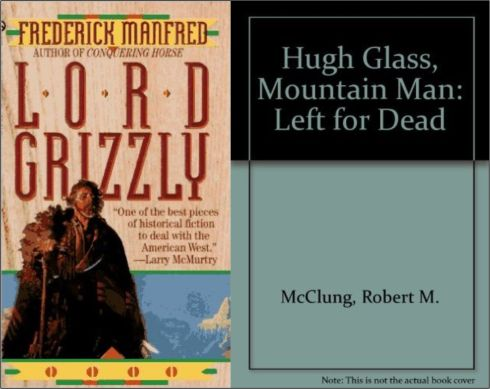 hugh glass books 2