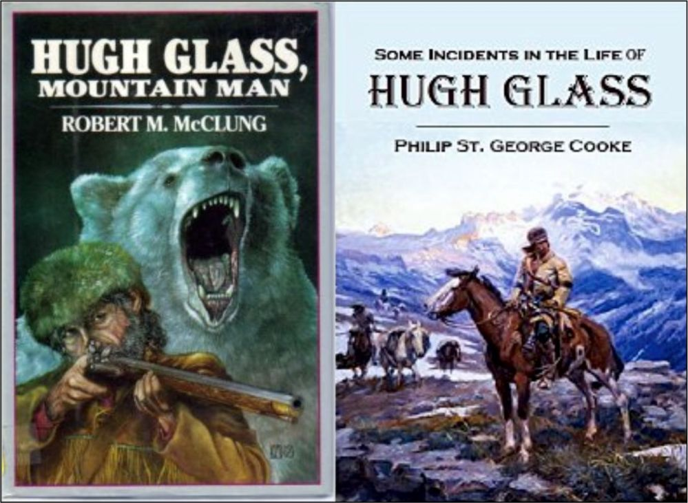 hugh glass books 3