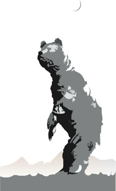 MFW Interpretation of John Lopez grizzly