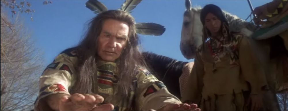 MAN IN THE WILDERNESS Arikara Blessing