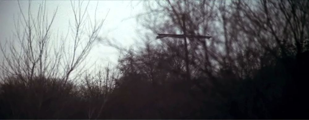 MAN IN THE WILDERNESS scene 1