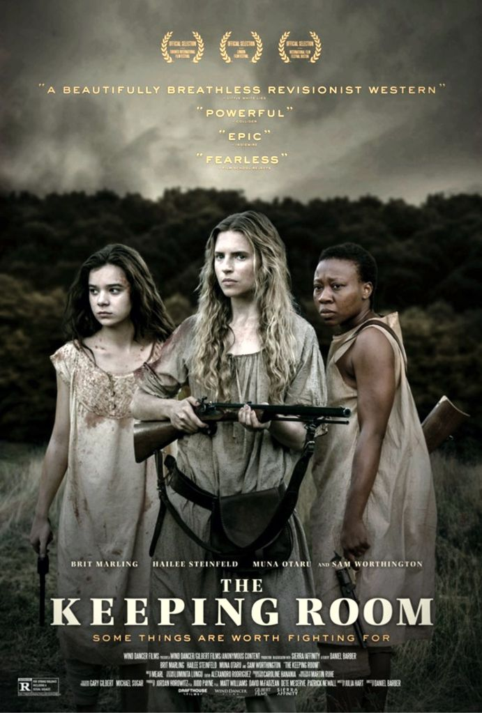 the keeping room poster 2