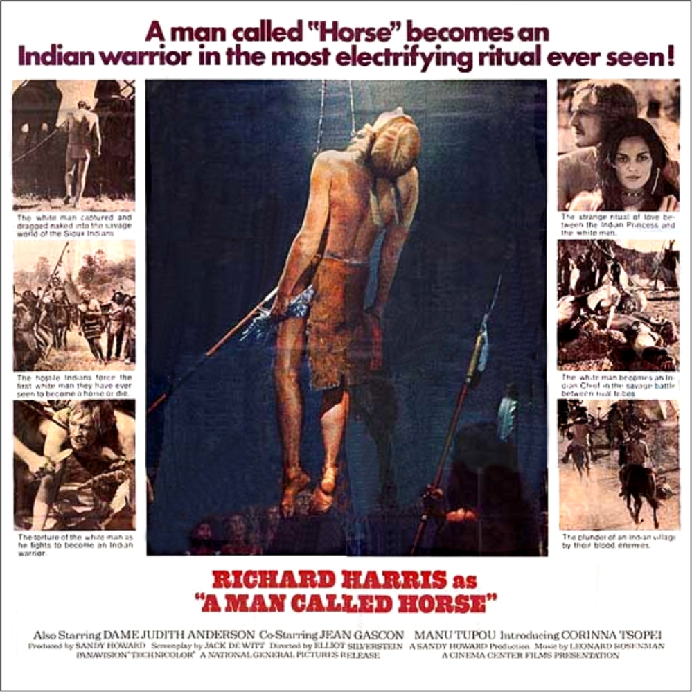 A Man Called Horse poster 3