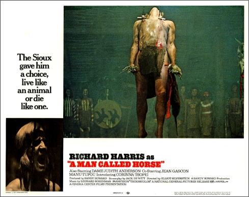 A Man Called Horse poster 7
