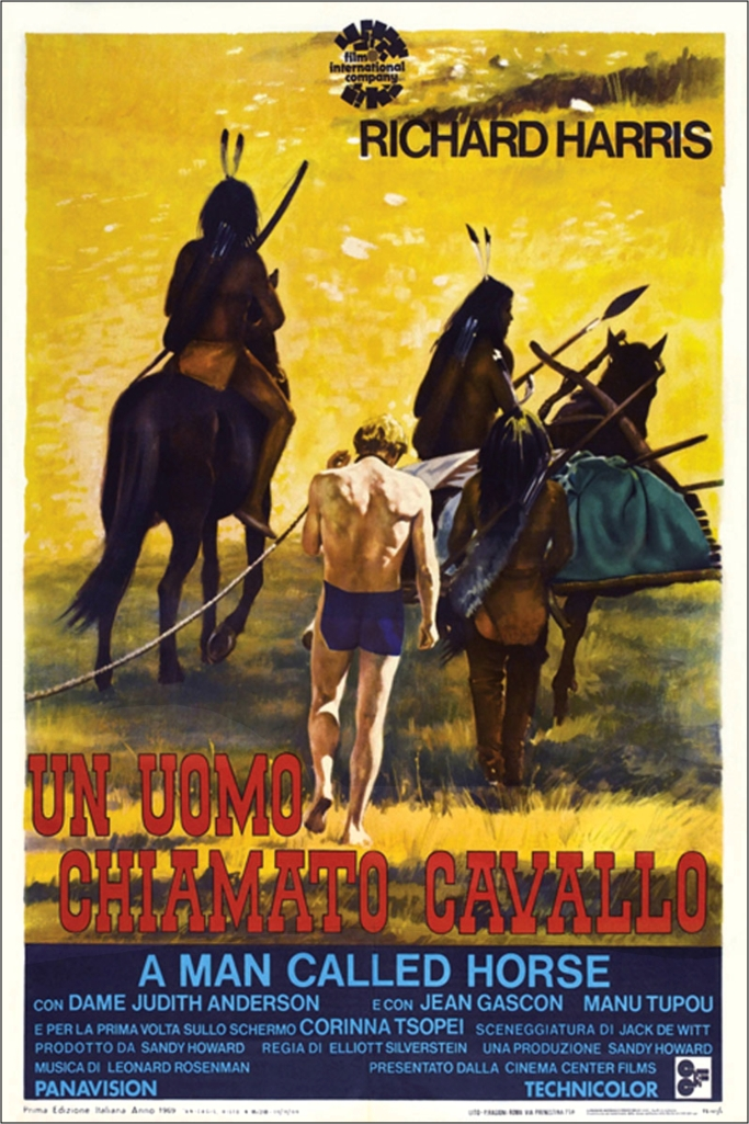 A Man Called Horse poster 9