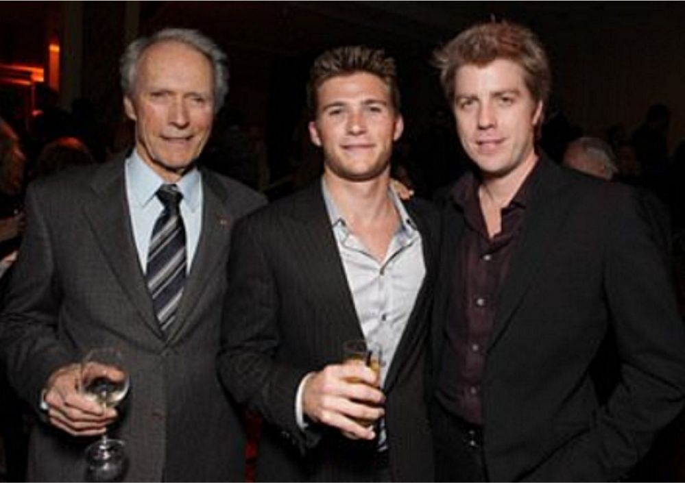 Clint and his boys