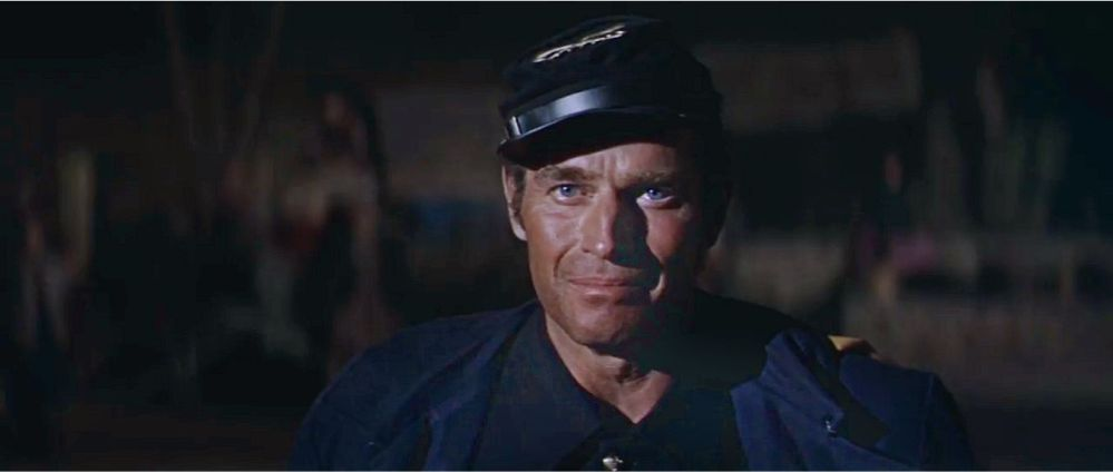 Major Dundee Charleton Heston 2