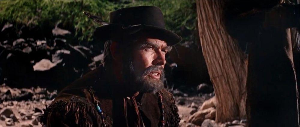 Major Dundee James Coburn 2