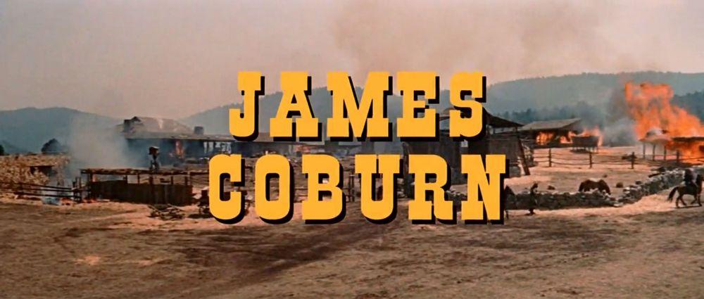 Major Dundee James Coburn