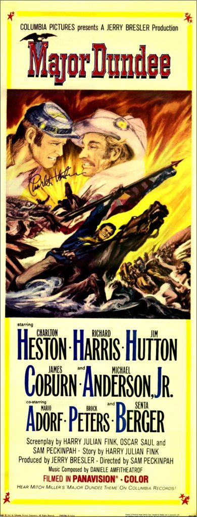 Major Dundee poster 5