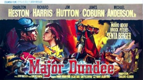 Major Dundee poster 6