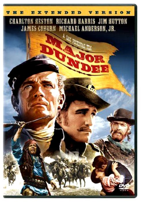 Major Dundee poster 8