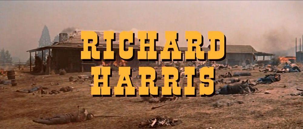 Major Dundee Richard Harris 2