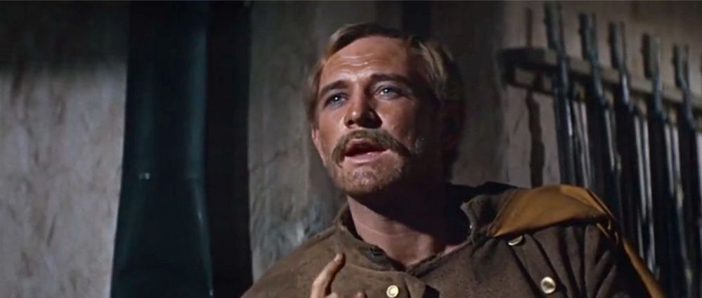Major Dundee Richard Harris 3